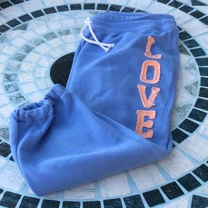 Old Navy LOVE Capri Sweat Pants